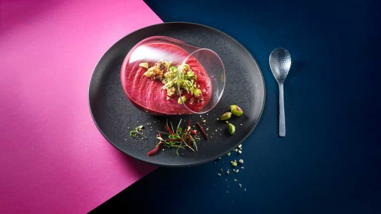 Beetroot Mousse