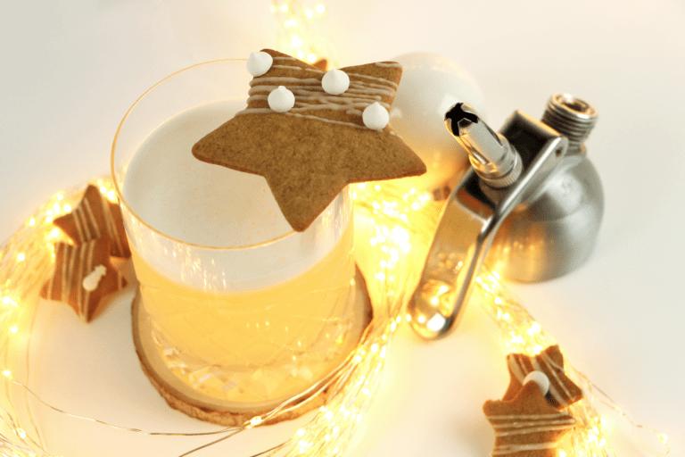Rui's Christmas cocktail