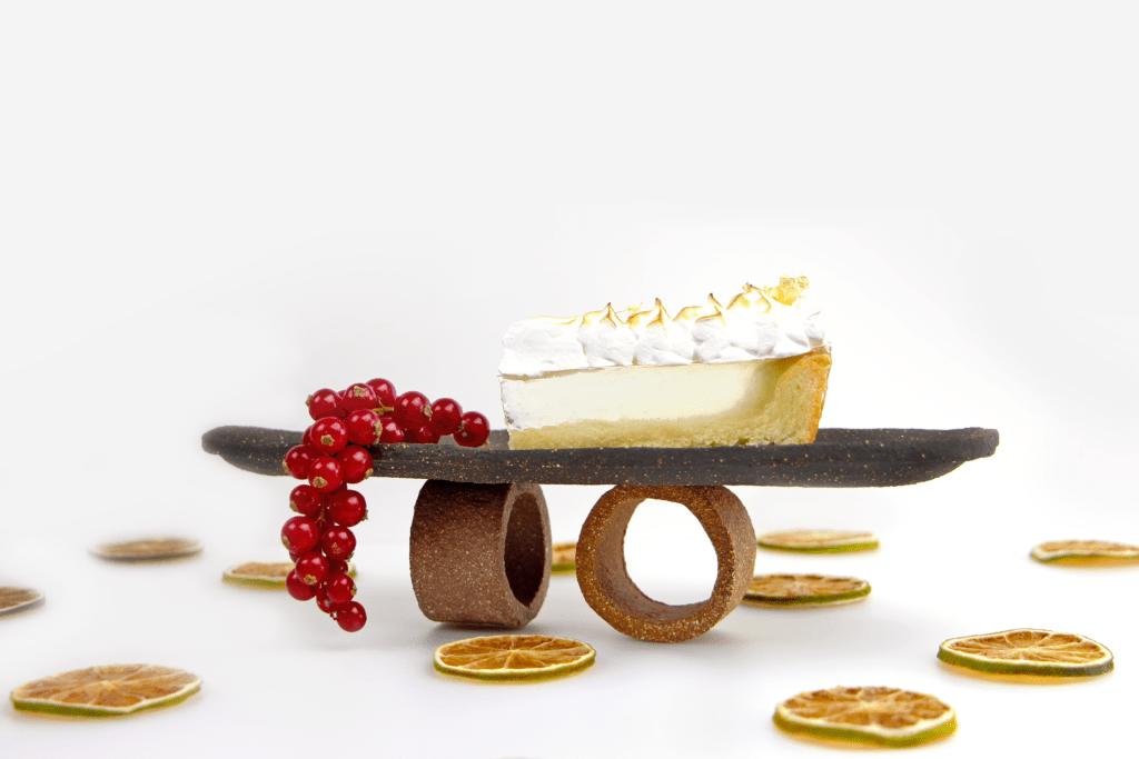 Swiss meringue foam