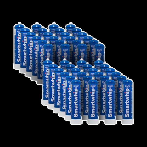 Smartwhip N2O Cylinder 580g 48 pcs